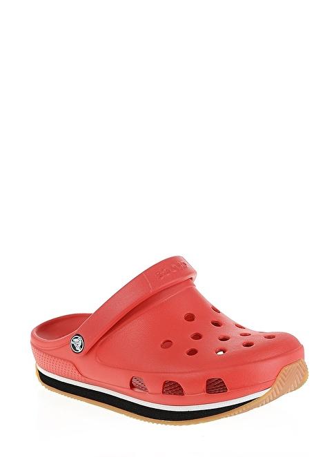 Crocs Retro Clog Kids' Unisex Çocuk Sandalet Kırmızı